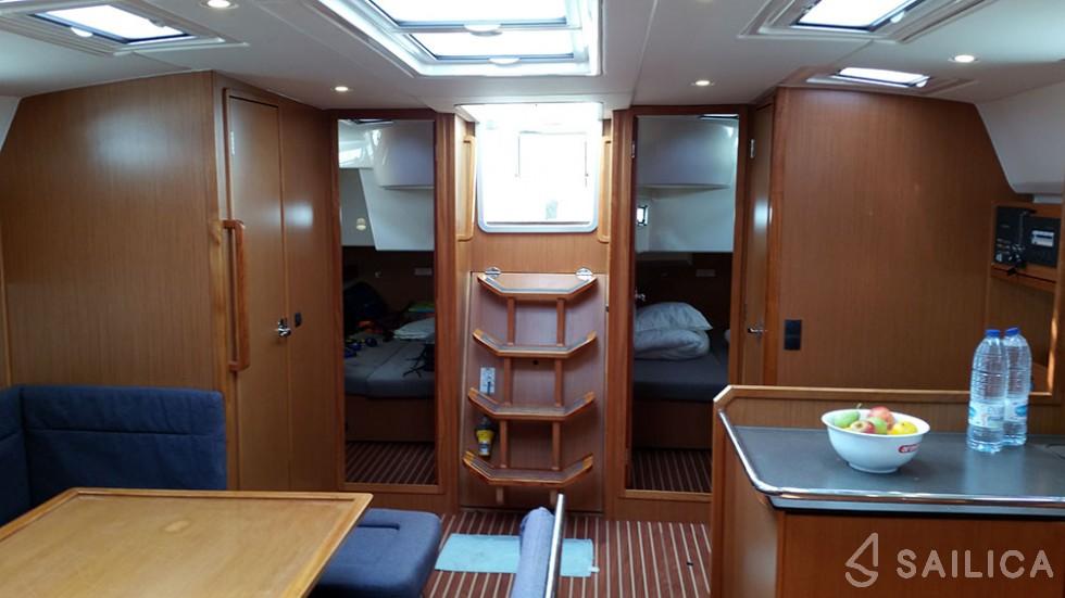 Bavaria Cruiser 50 - Sailica Yacht Booking System #5