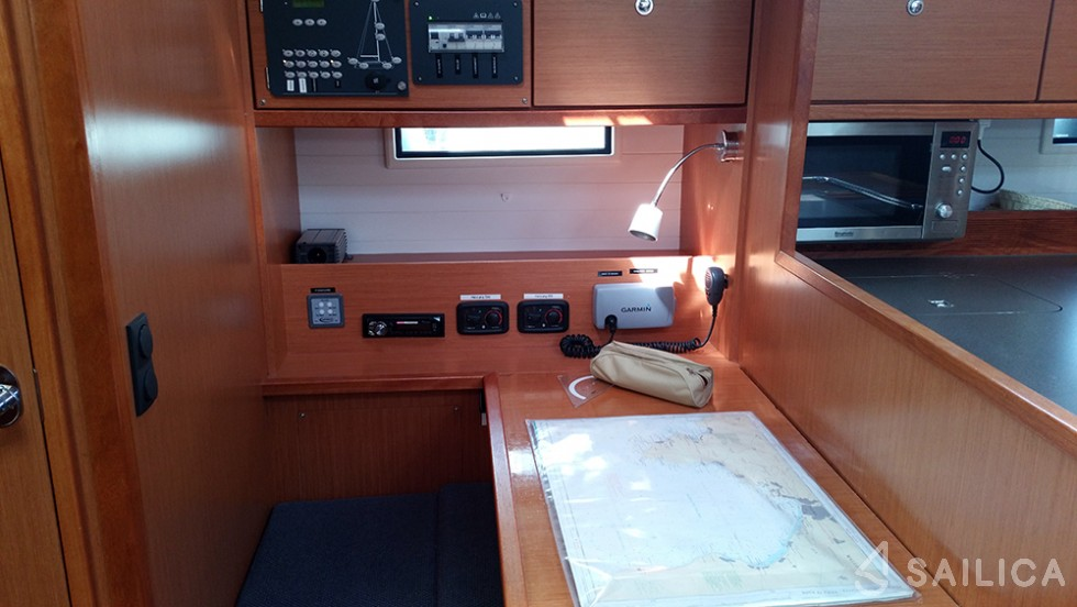 Bavaria Cruiser 50 - Sailica Yacht Booking System #8