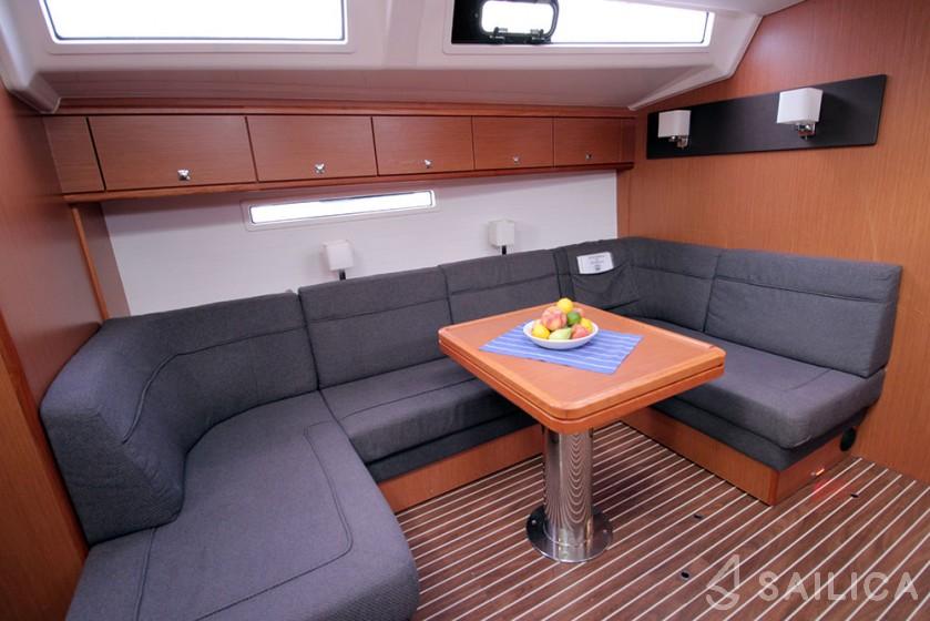 Bavaria Cruiser 56 - Yacht Charter Sailica