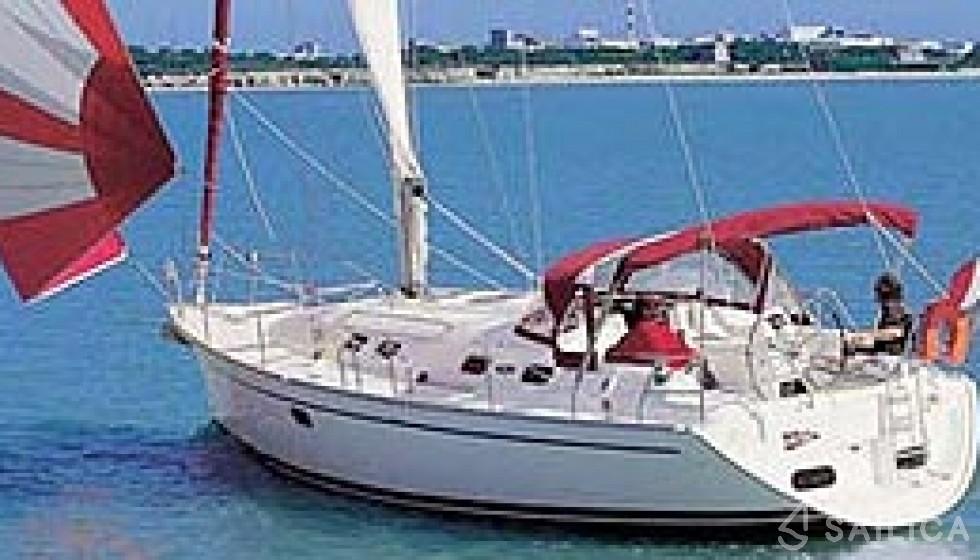Gib Sea 41 - Yacht Charter Sailica