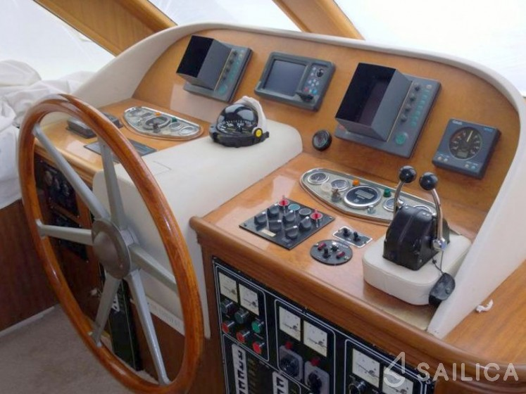 Gulet Caneren - Yacht Charter Sailica