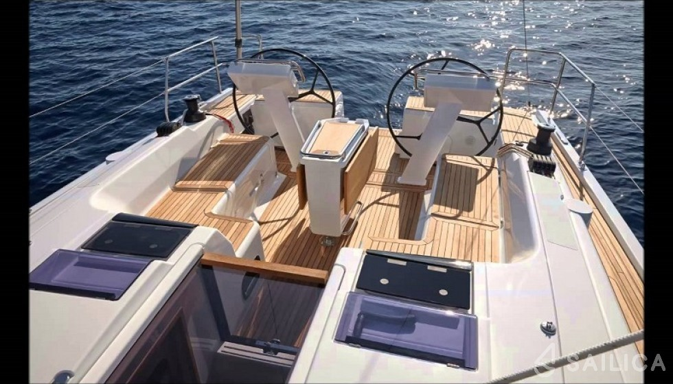 Hanse 455 - Sailica Yacht Booking System #4