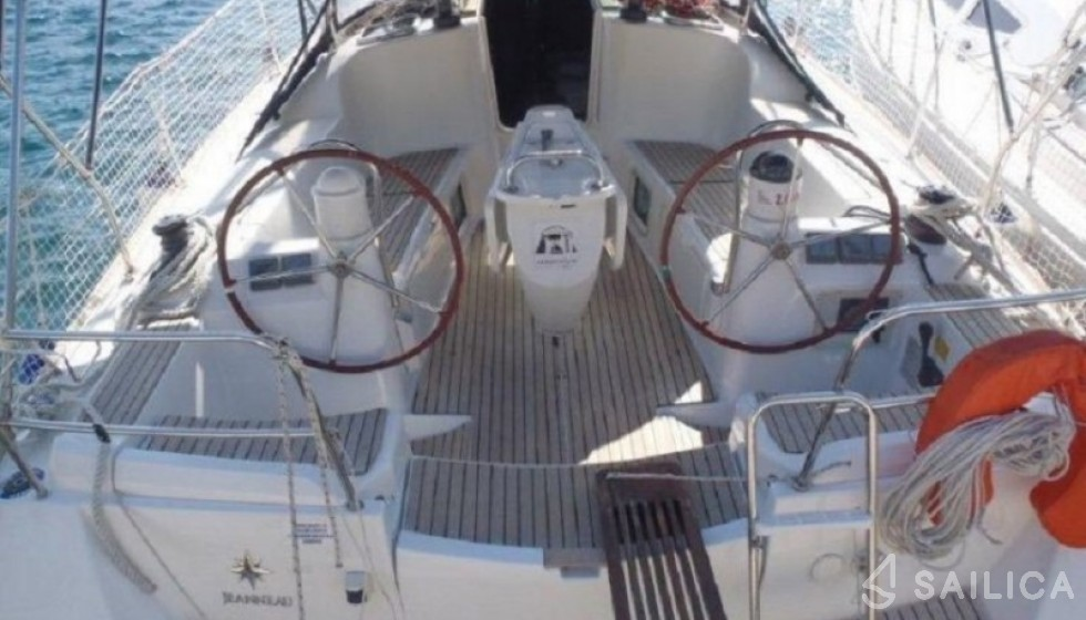 Jeanneau 39 - Sailica Yacht Booking System #4
