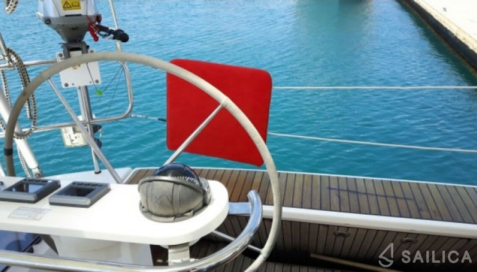 Bavaria 46 - Sailica Yacht Booking System #9
