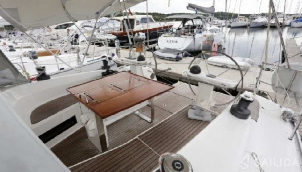 Bavaria 46 - Sailica Yacht Booking System #6