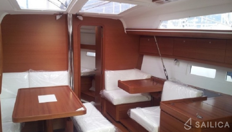 Dufour 445 - Sailica Yacht Booking System #6
