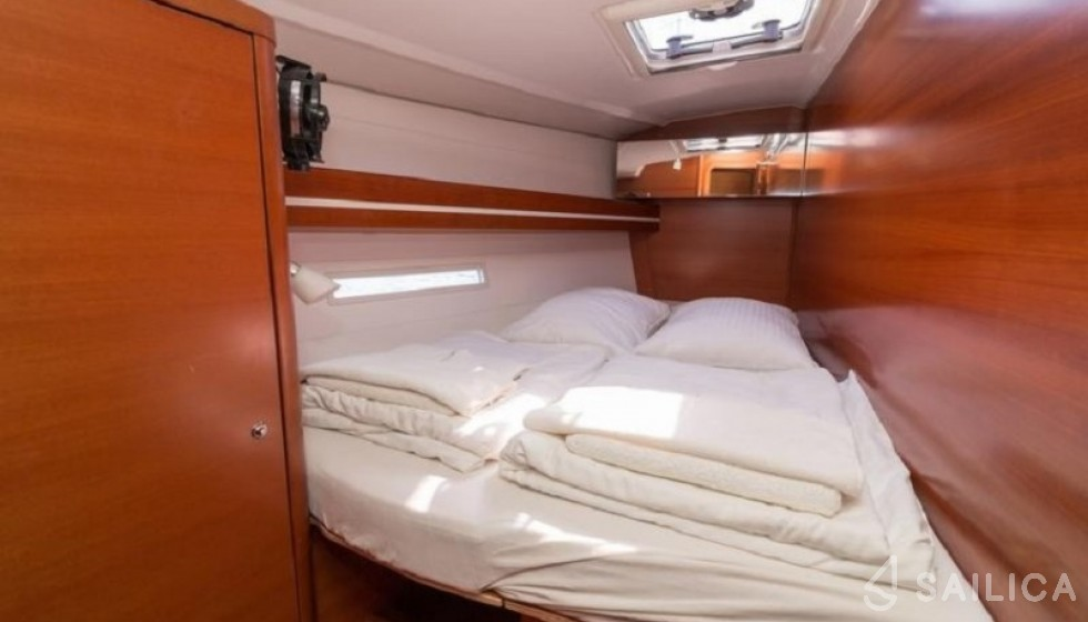 Dufour 445 - Sailica Yacht Booking System #8