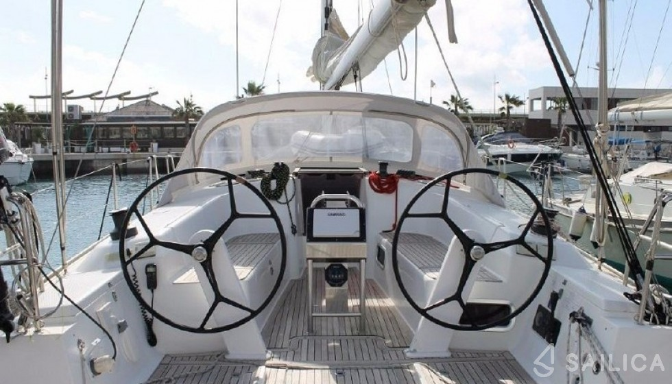 Hanse 400 - Sailica Yacht Booking System #4