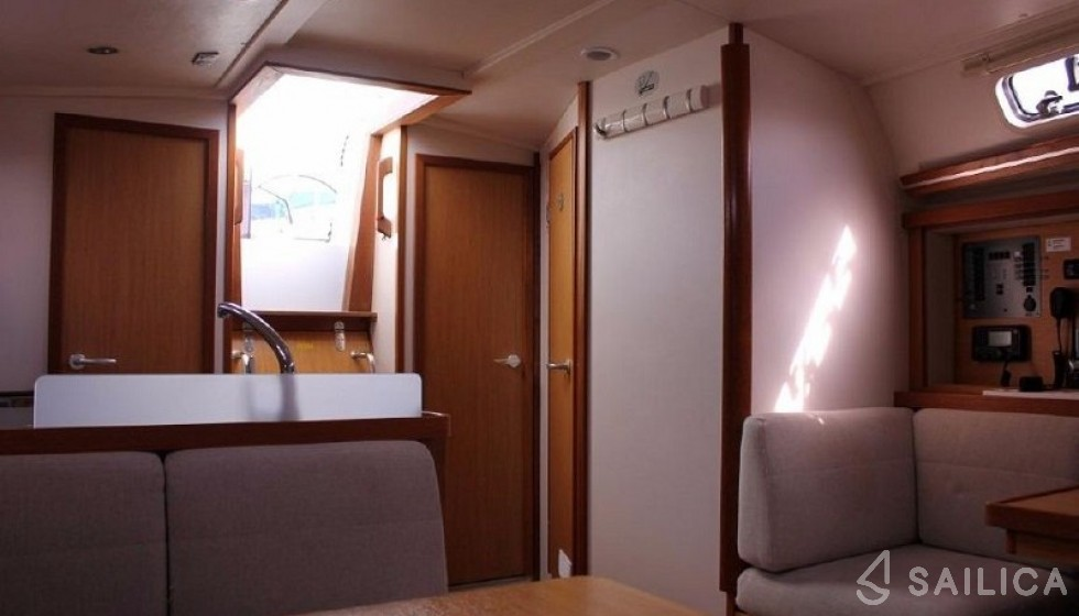 Hanse 400 - Sailica Yacht Booking System #13
