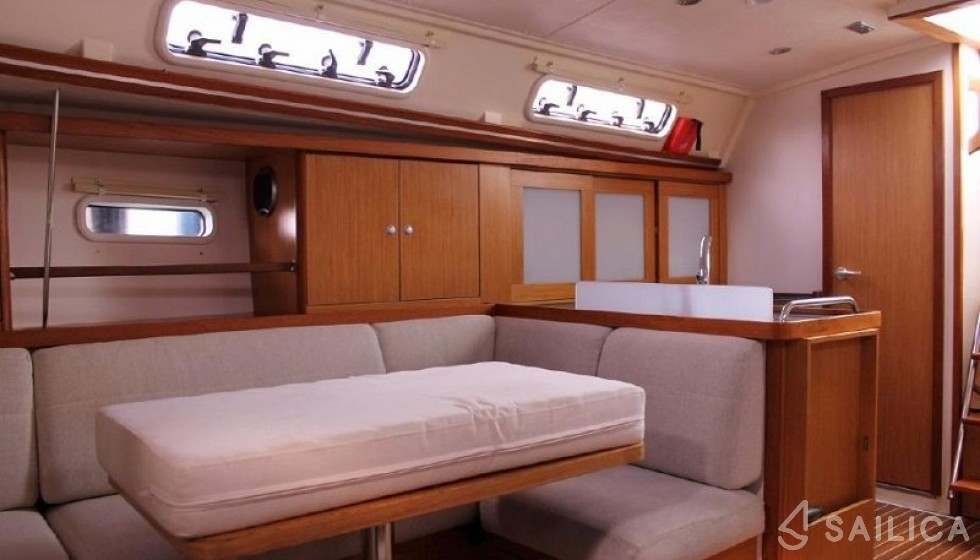 Hanse 400 - Sailica Yacht Booking System #11