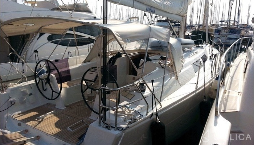 Hanse 400 - Sailica Yacht Booking System #5