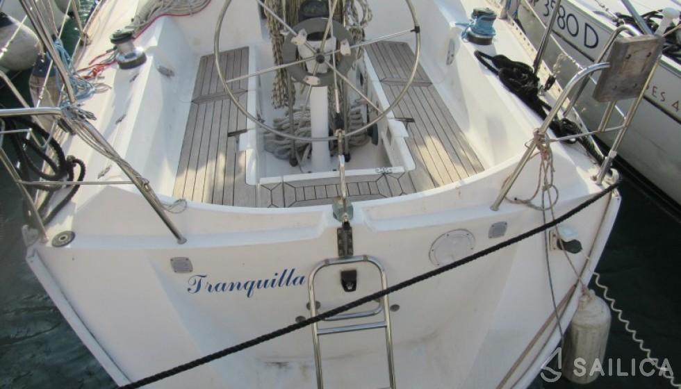 Gib Sea 352 in Marina Genoa - Sailica