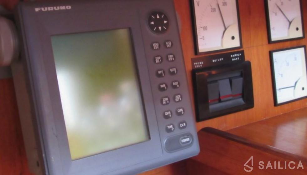 Gib Sea 352 - Sailica Yacht Booking System #5