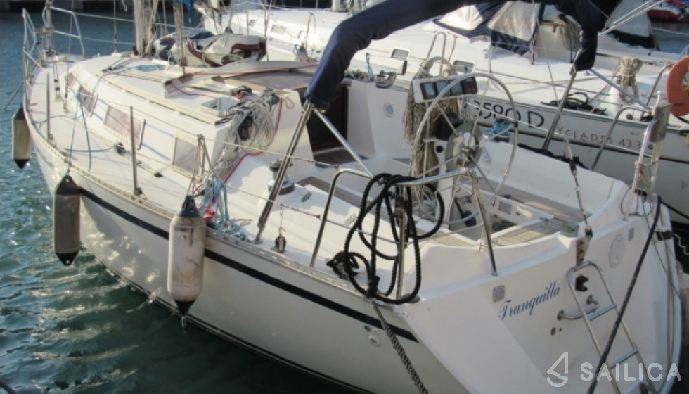 Gib Sea 352 - Yacht Charter Sailica