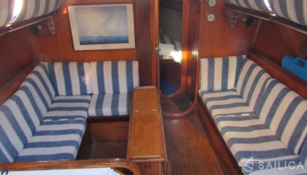Gib Sea 352 - Sailica Yacht Booking System #7