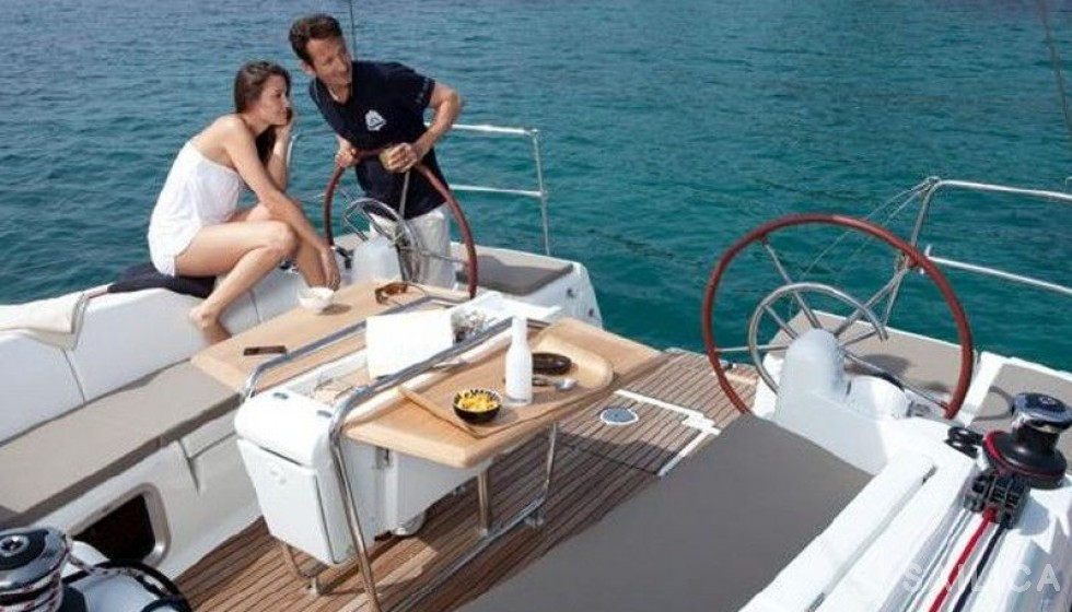 Jeanneau 449 - Sailica Yacht Booking System #4