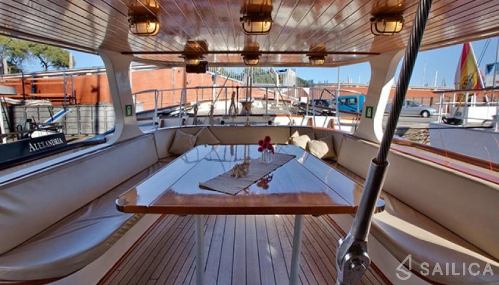 Yarrow & Co. Glasgow 35 - Sailica Yacht Booking System #8