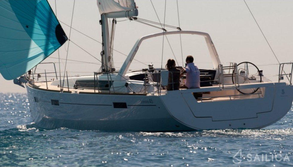 Beneteau 45 in Marina Can Pastilla - Sailica