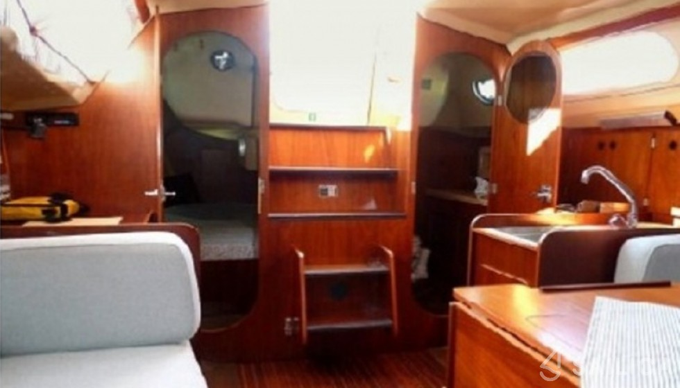 Comet 860 - Sailica Yacht Booking System #6