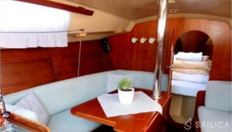 Comet 860 - Sailica Yacht Booking System #4