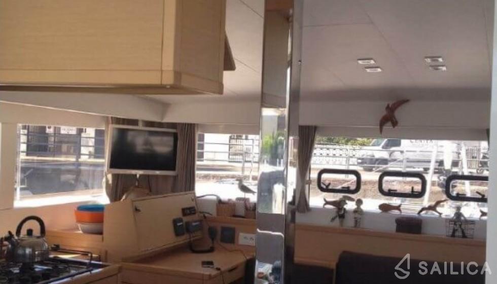 Lagoon 39 - Sailica Yacht Booking System #6