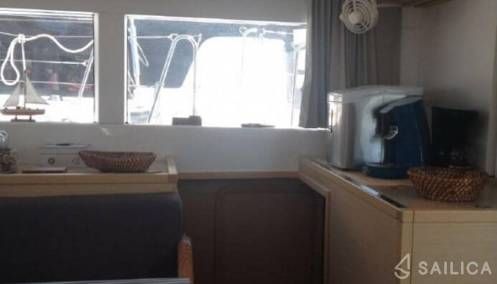 Lagoon 39 - Sailica Yacht Booking System #4