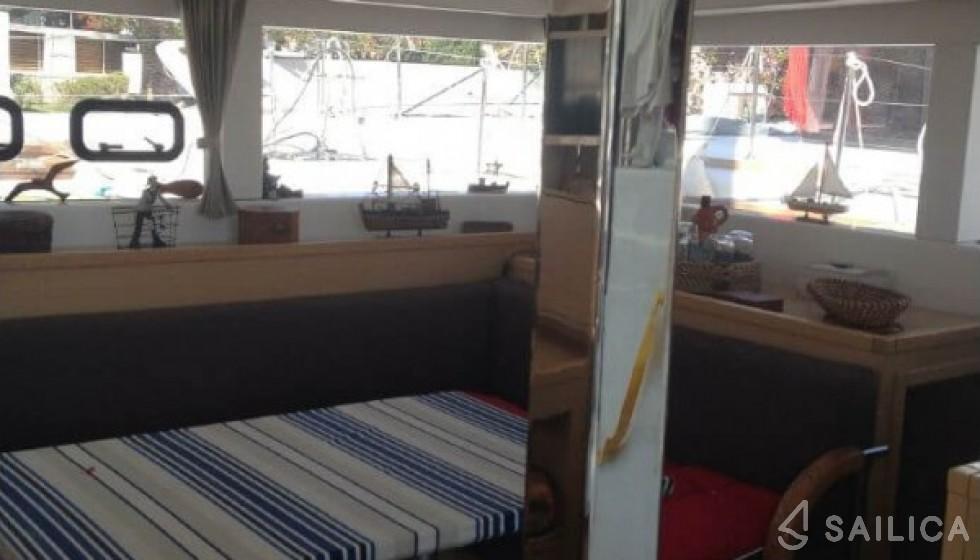 Lagoon 39 - Sailica Yacht Booking System #5