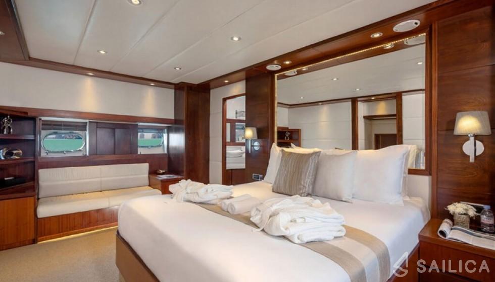 Bilgin 96 - Sailica Yacht Booking System #14