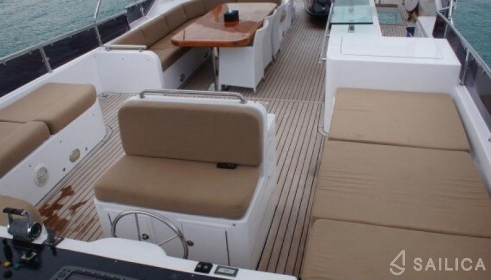 Bilgin 96 - Sailica Yacht Booking System #5