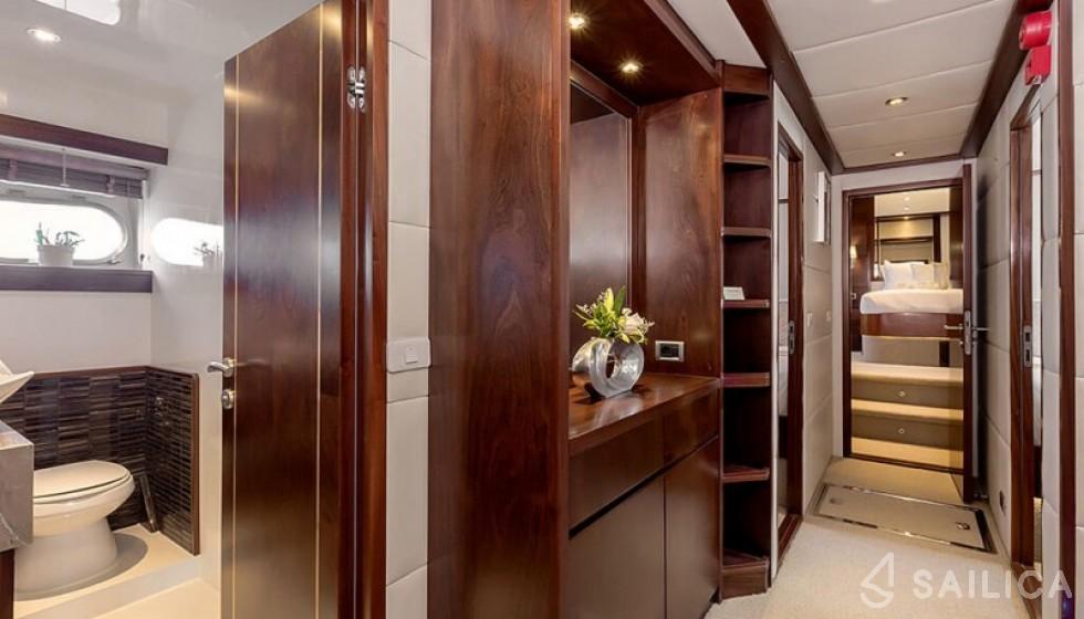 Bilgin 96 - Sailica Yacht Booking System #10