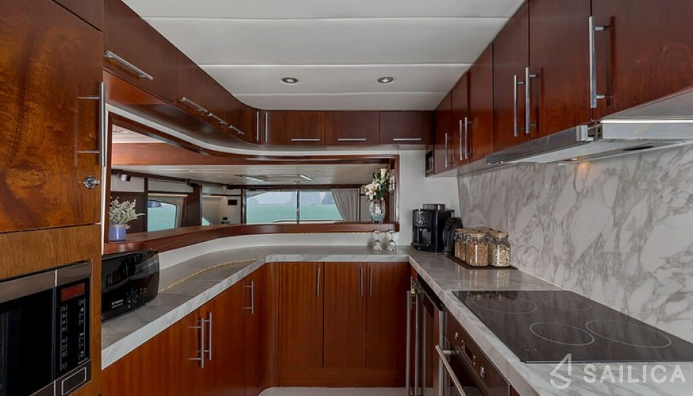 Bilgin 96 - Sailica Yacht Booking System #18