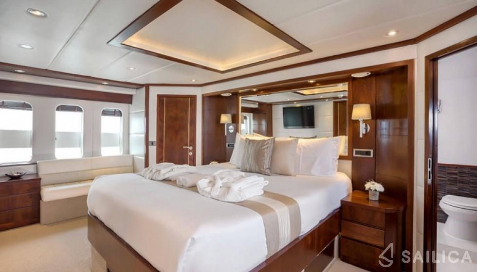 Bilgin 96 - Sailica Yacht Booking System #13