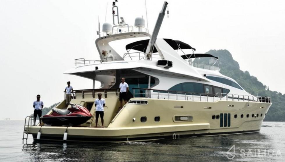 Bilgin 96 - Yacht Charter Sailica