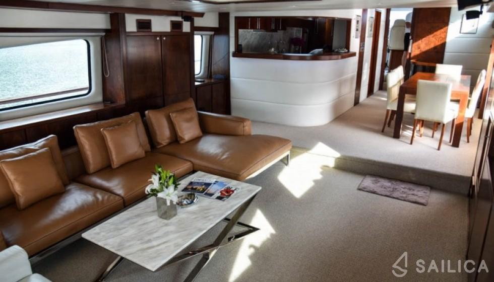 Bilgin 96 - Sailica Yacht Booking System #16