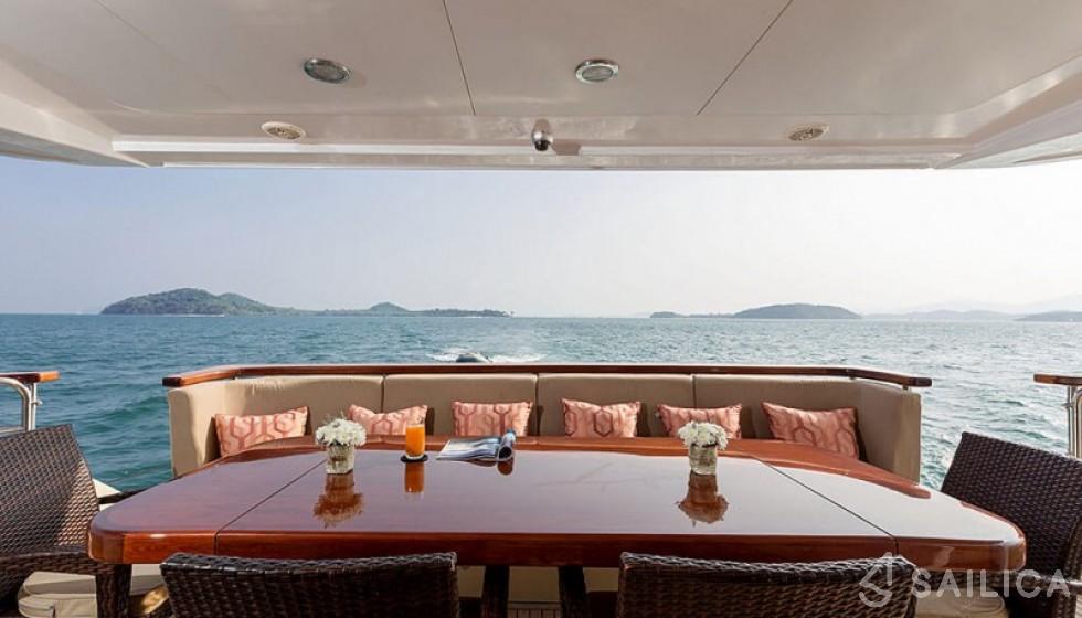 Bilgin 96 - Sailica Yacht Booking System #6