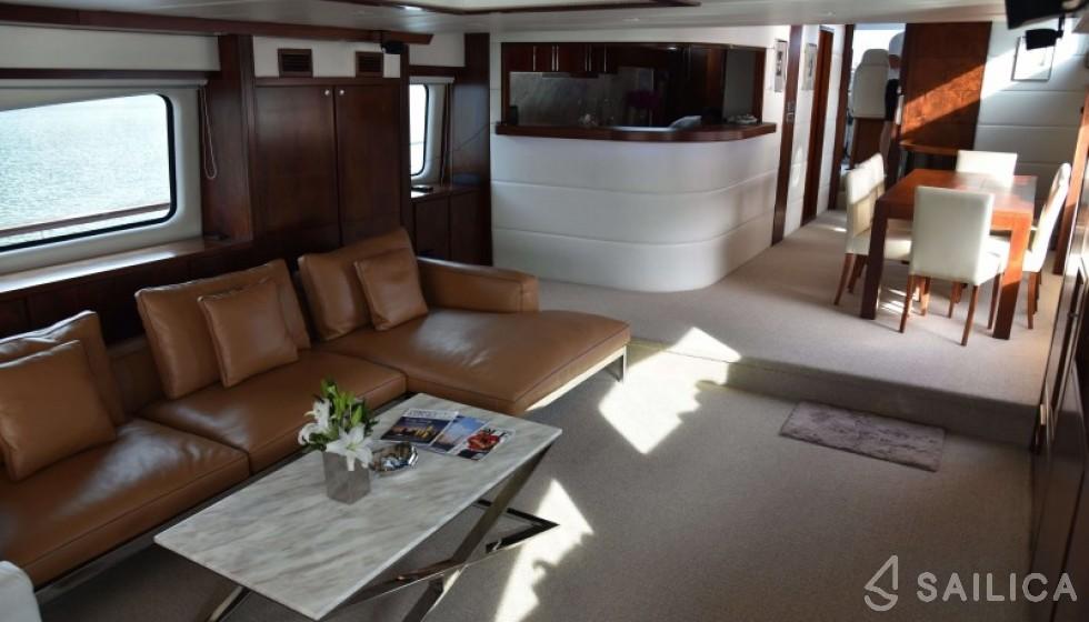 Bilgin 96 - Sailica Yacht Booking System #7