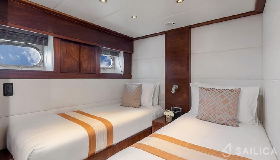 Bilgin 96 - Sailica Yacht Booking System #17