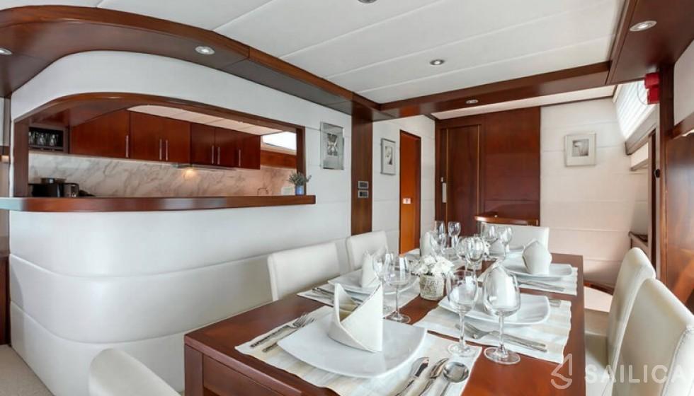 Bilgin 96 - Sailica Yacht Booking System #11