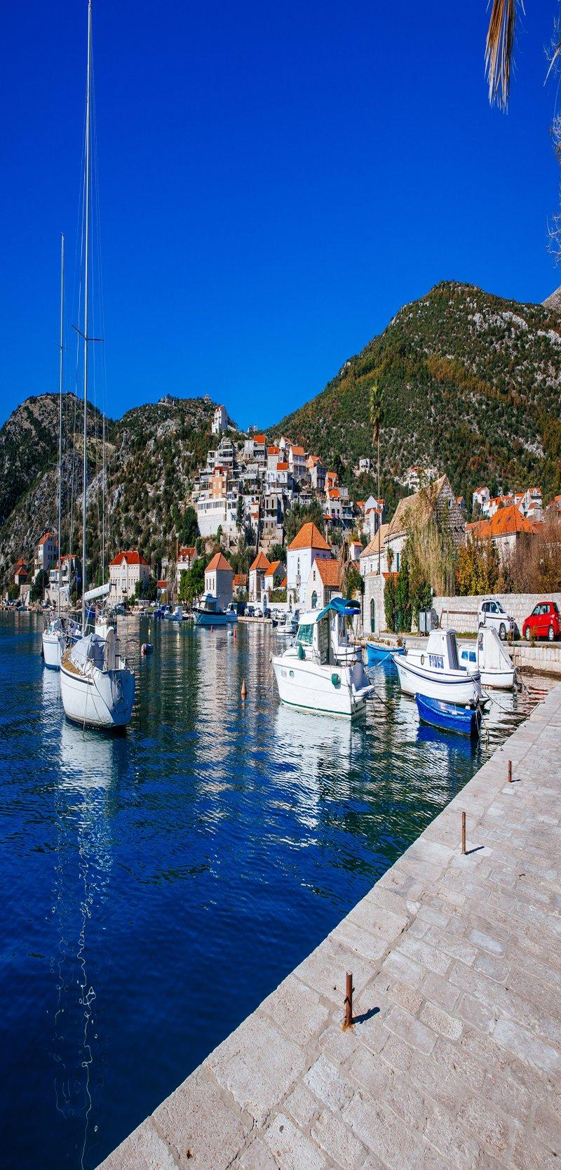 Port Dubrovnik - Yacht Charter Sailica