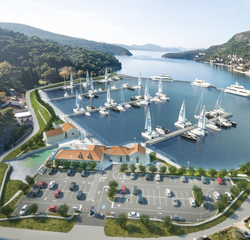 ACI Slano - Yacht Charter Sailica