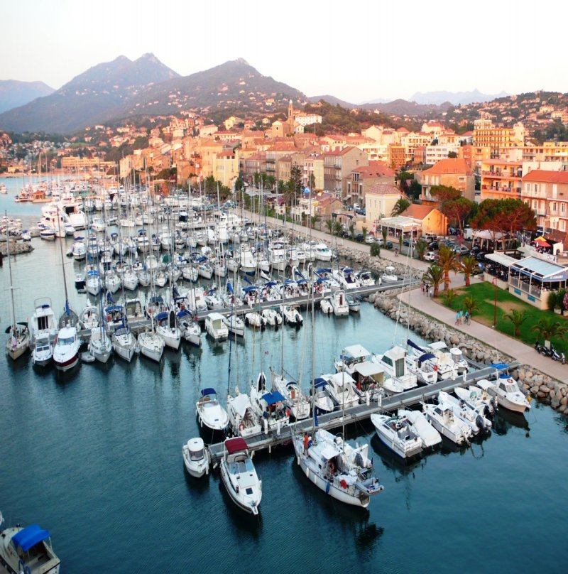 Port of Propriano - Yacht Charter Sailica