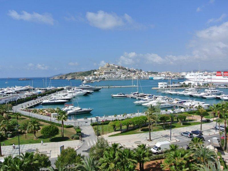 Marina Ibiza - Yacht Charter Sailica