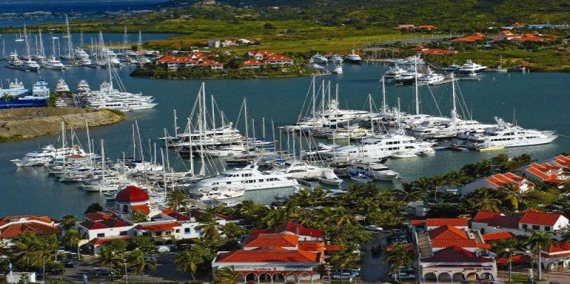 Simpson Bay - Yacht Charter Sailica