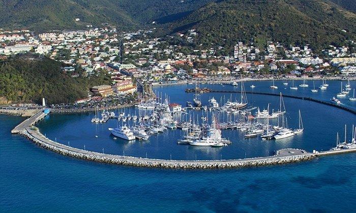 Marigot Bay - Yacht Charter Sailica