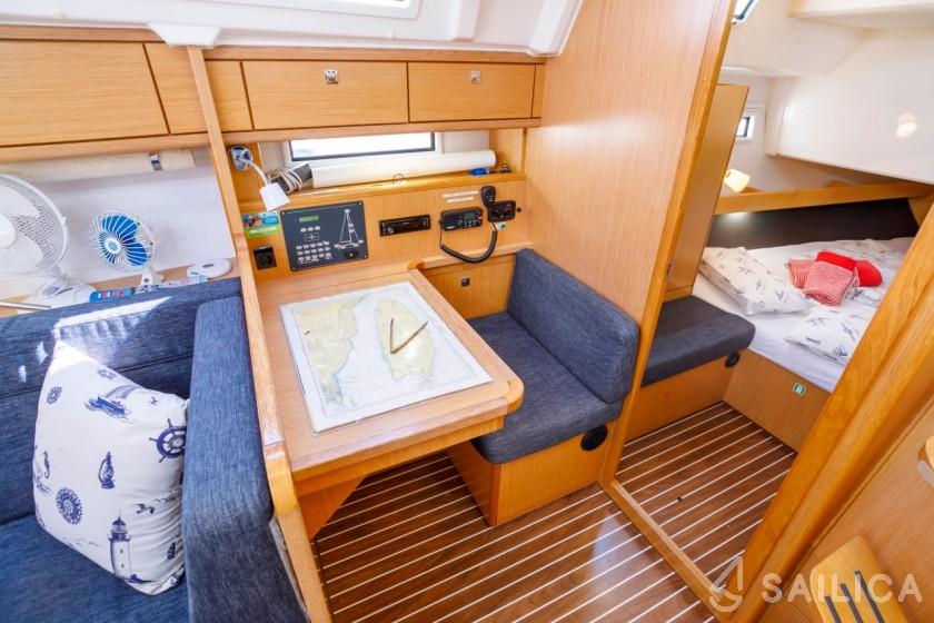 Bavaria 41 Cruiser - Yacht Charter Sailica