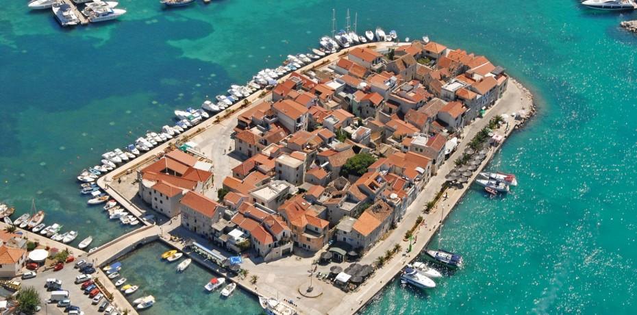 Tribunj - Yacht Charter Sailica