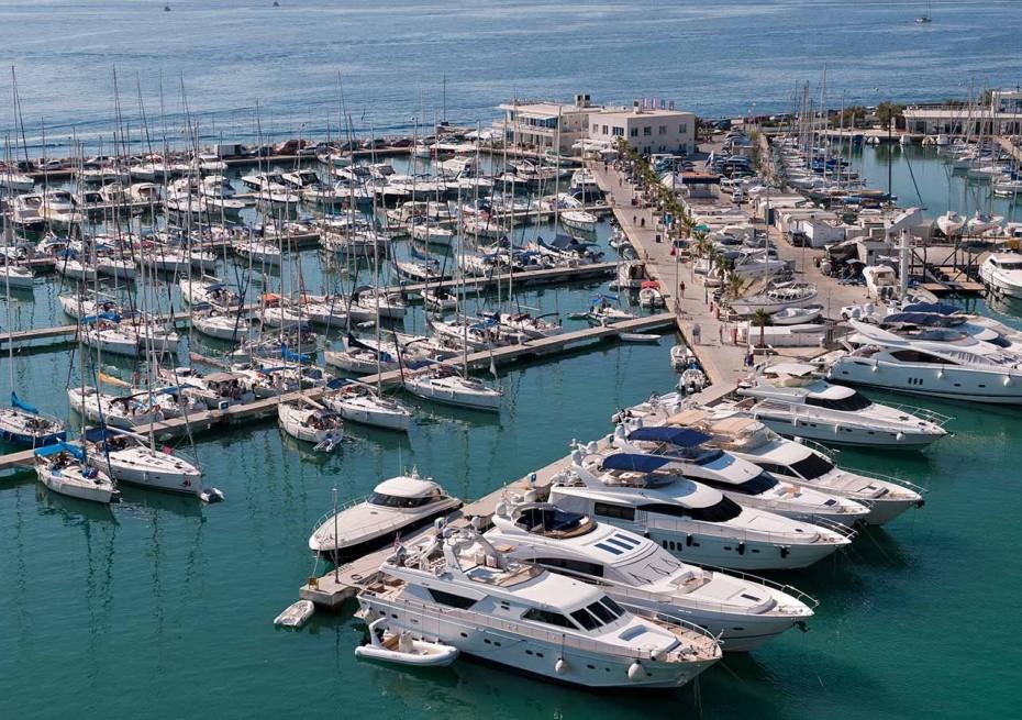 ACI Split - Yacht Charter Sailica
