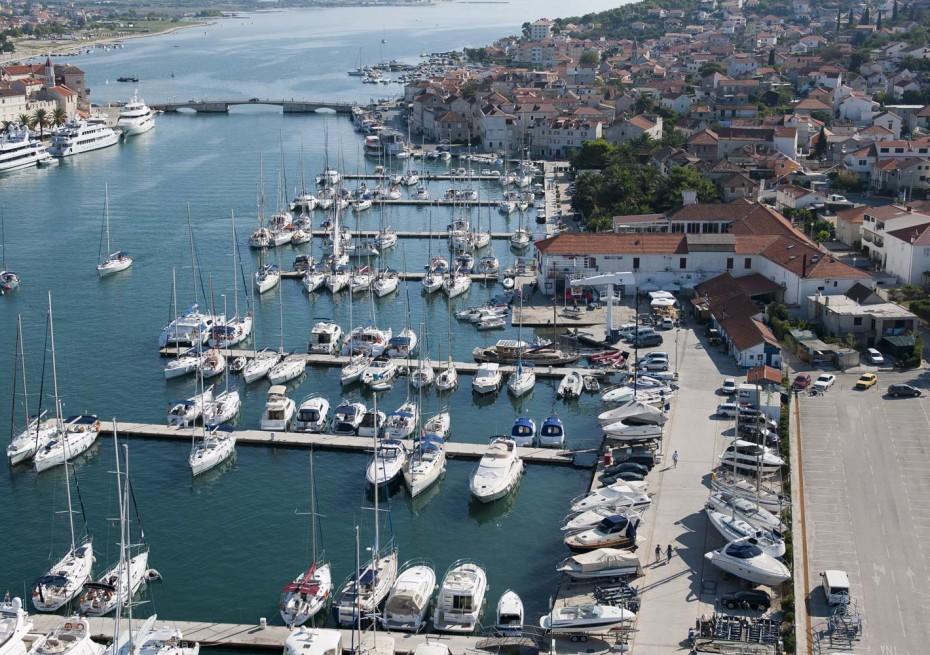 ACI Trogir - Yacht Charter Sailica
