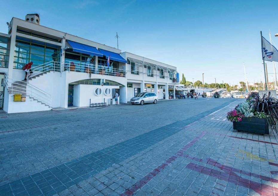 Marina Zadar - Jachtcharter Sailica