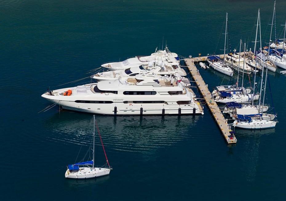 ACI Dubrovnik - Yacht Charter Sailica